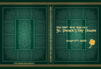 2009 NYC St. Patrick's Day Parade DVD