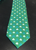 NYC St. Patrick's Day Parade Tie